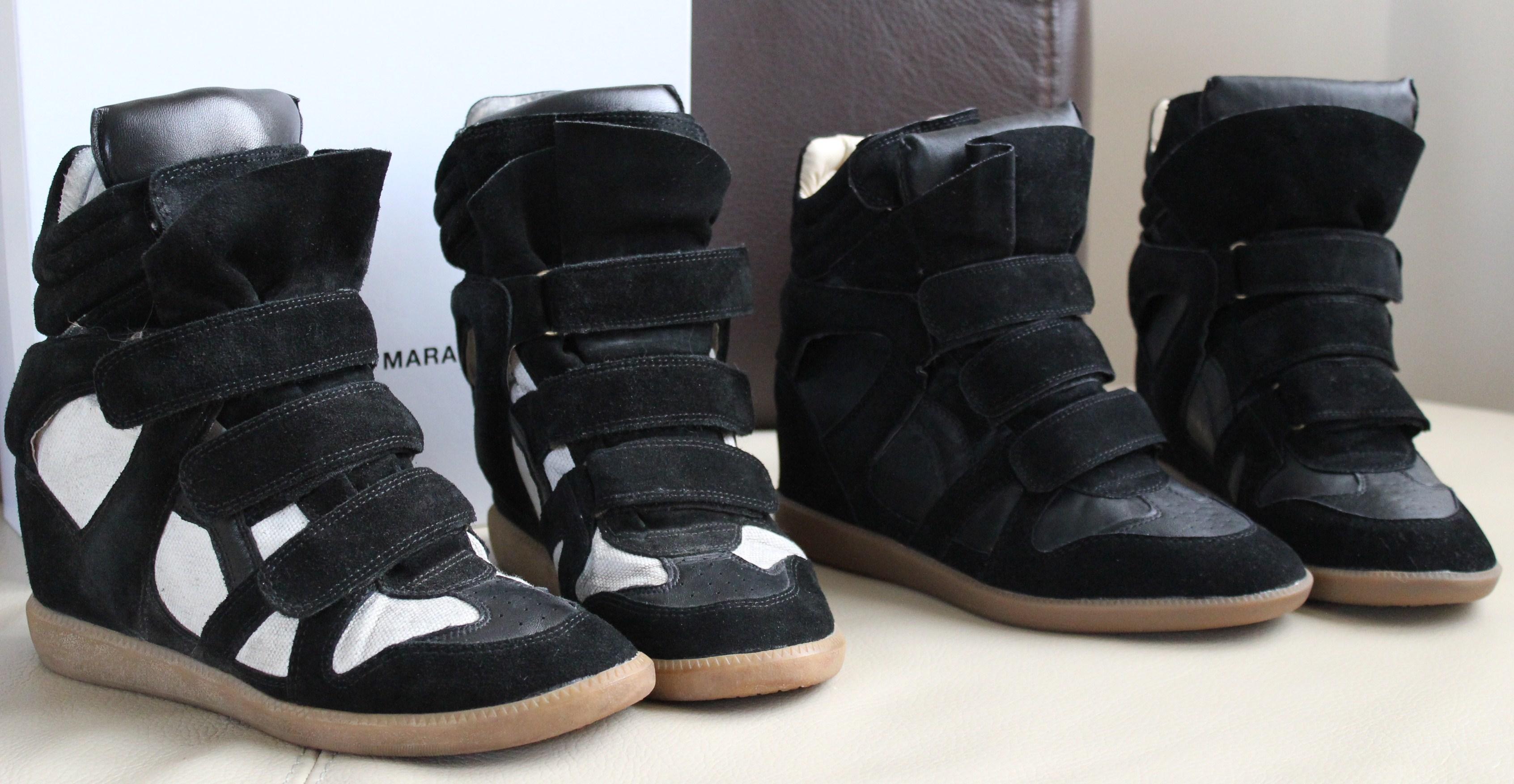 chaussure basket isabel marant. Black Bedroom Furniture Sets. Home Design Ideas