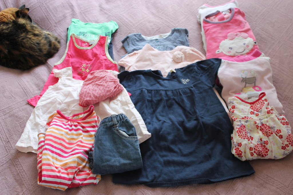 vêtements braderie