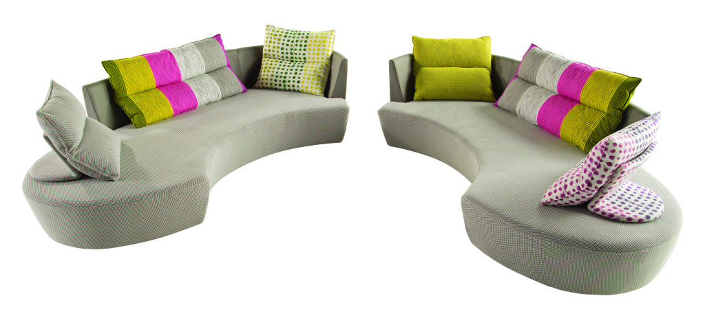 D coration la nouvelle collection printemps et 2015 roche bobois une par - Collection roche bobois 2015 ...
