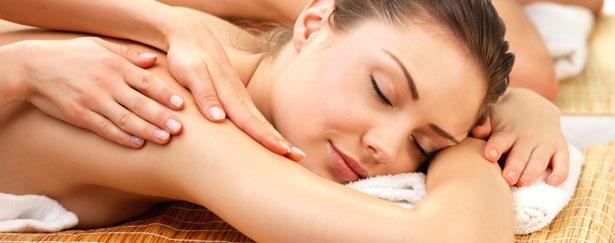 Sexe pendant le massage