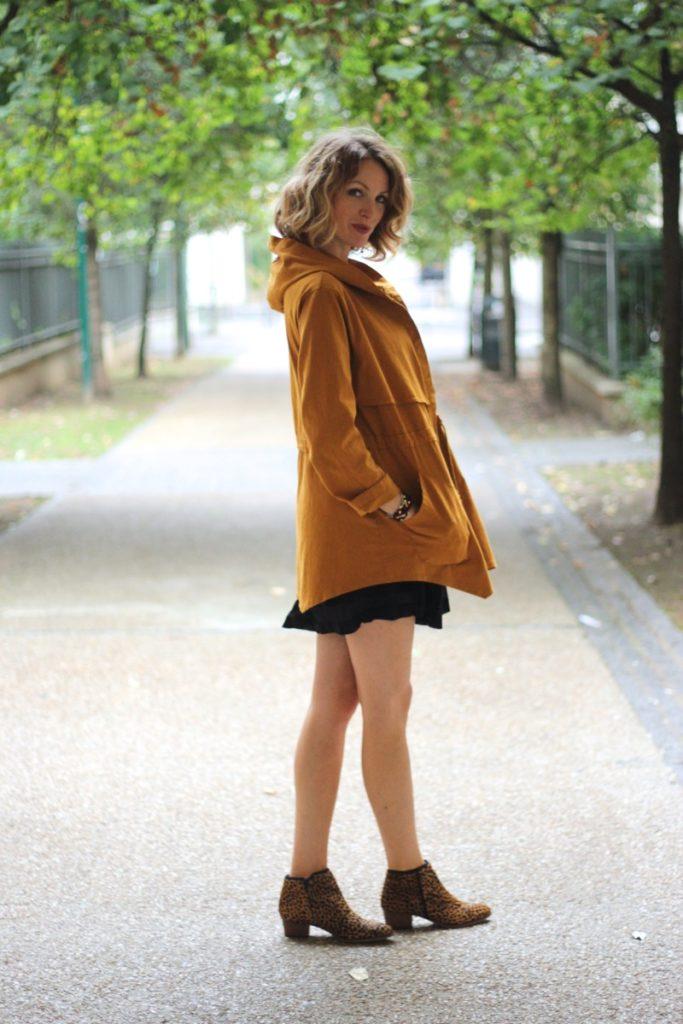 manteau-ocre